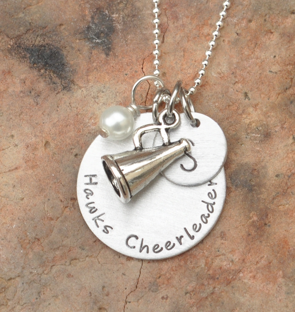 necklace a joy hand choose pendant bar personalized products stamped