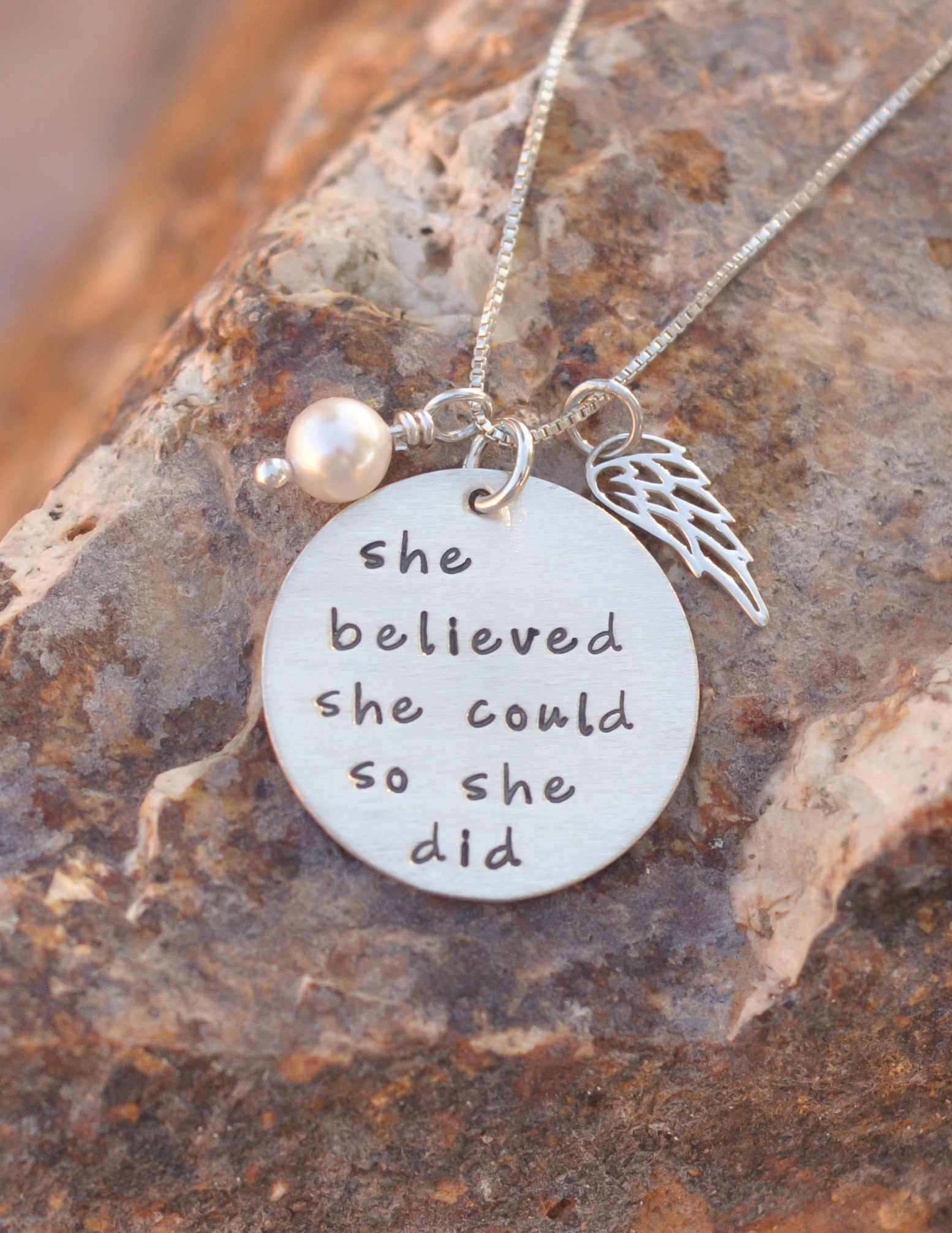 the forever is between hand handstamped granddaughter and necklace betwee love stamped a grandmother